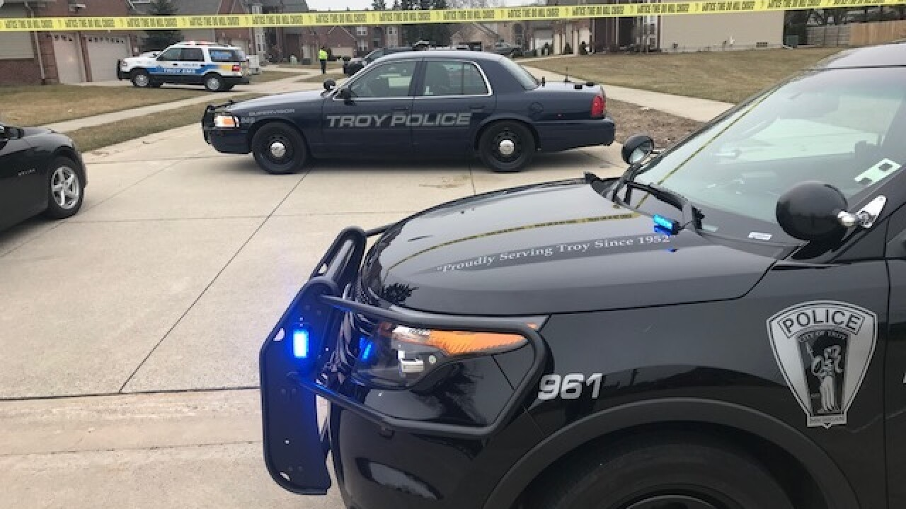 Officer-involved shooting reported in Troy