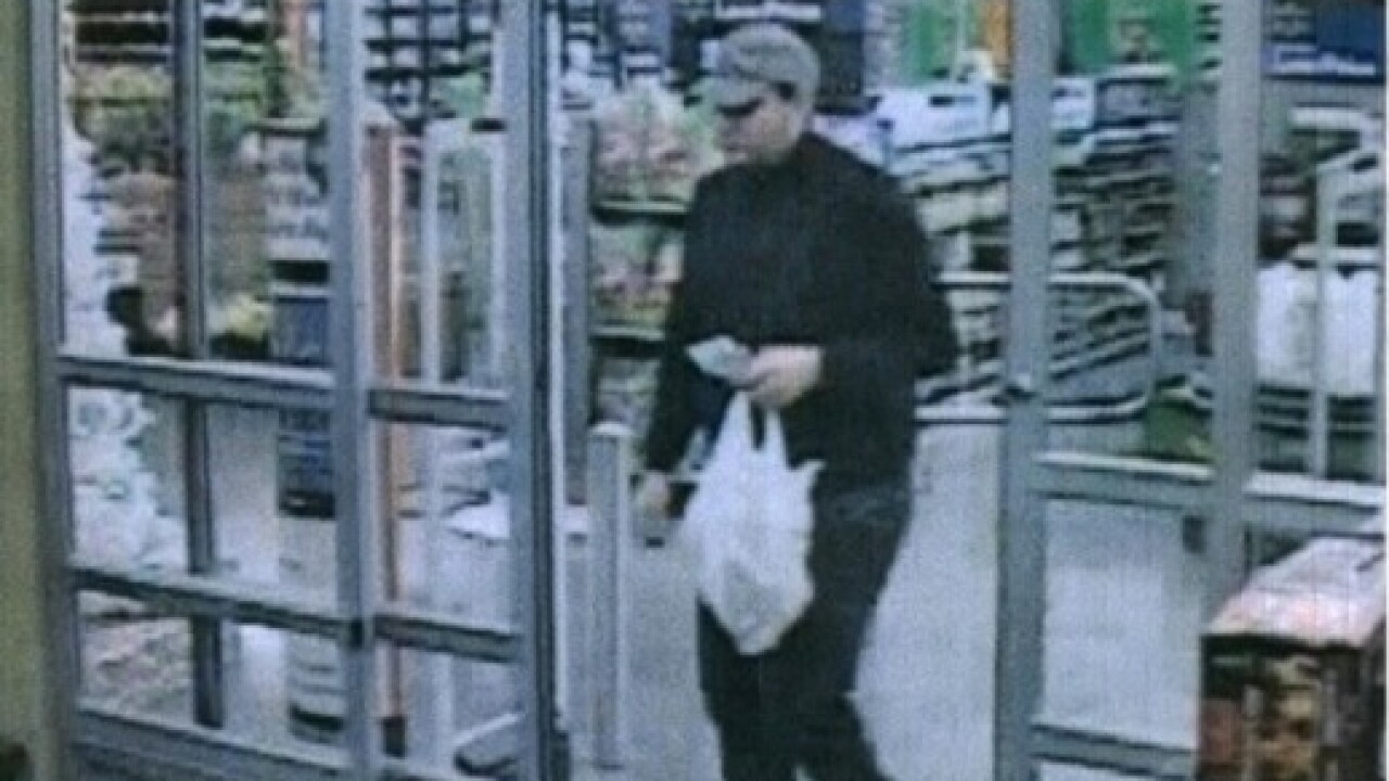 Jenks PD seeking people of interest after theft