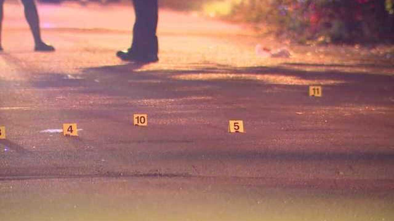 Police investigating gunfire in Fort Myers