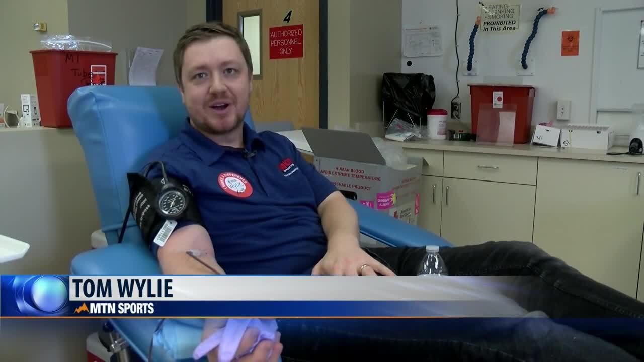 American Red Cross works to ensure safe, sterile blood drives during COVID-19 pandemic