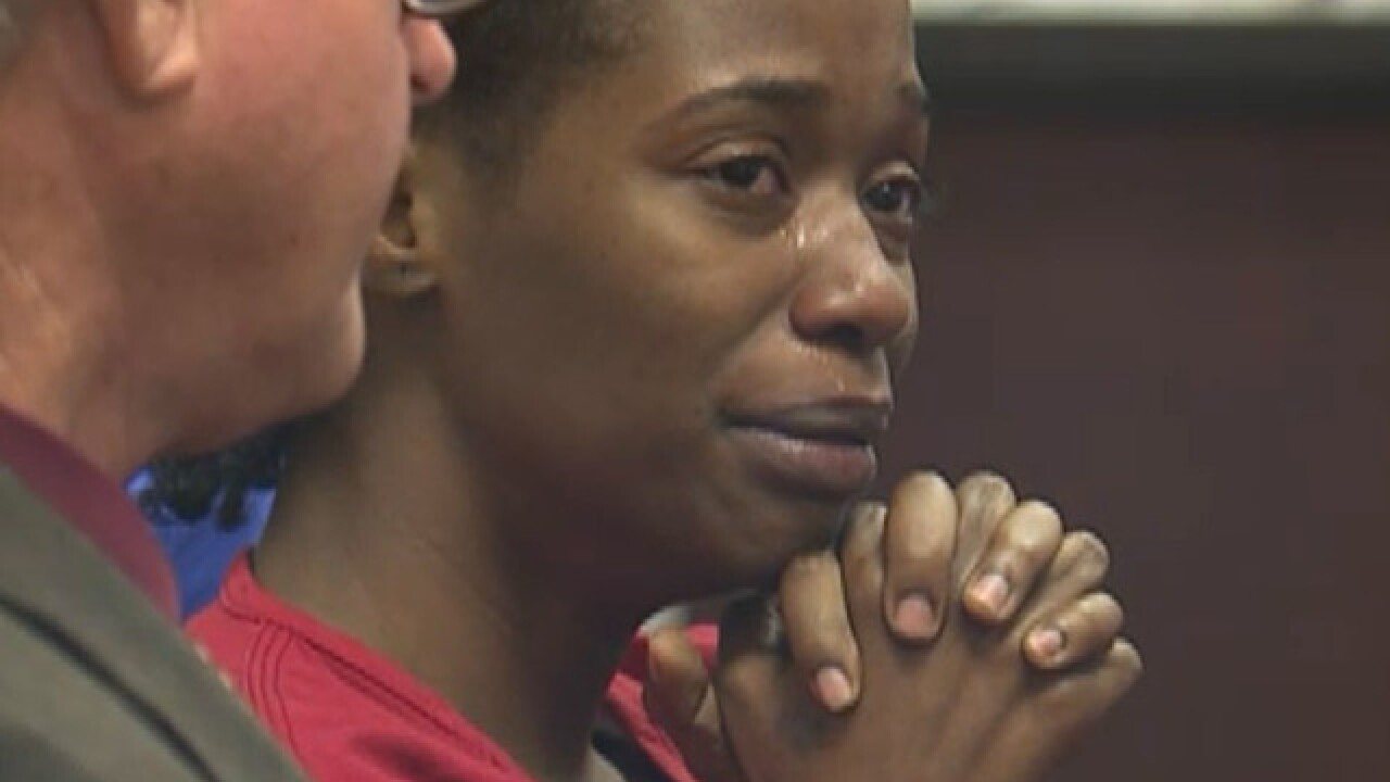 Mom accused of drowning daughter due in court