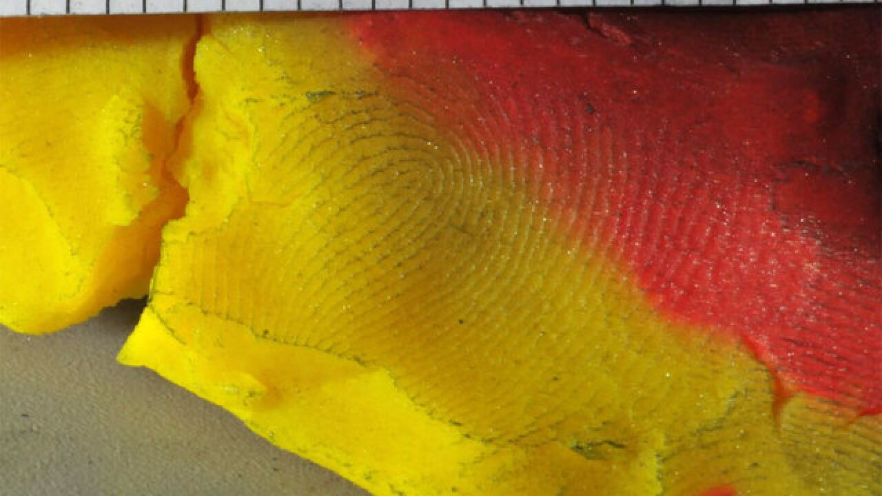 Fingerprint left in Play-Doh leads to arrest of shoplifting suspect