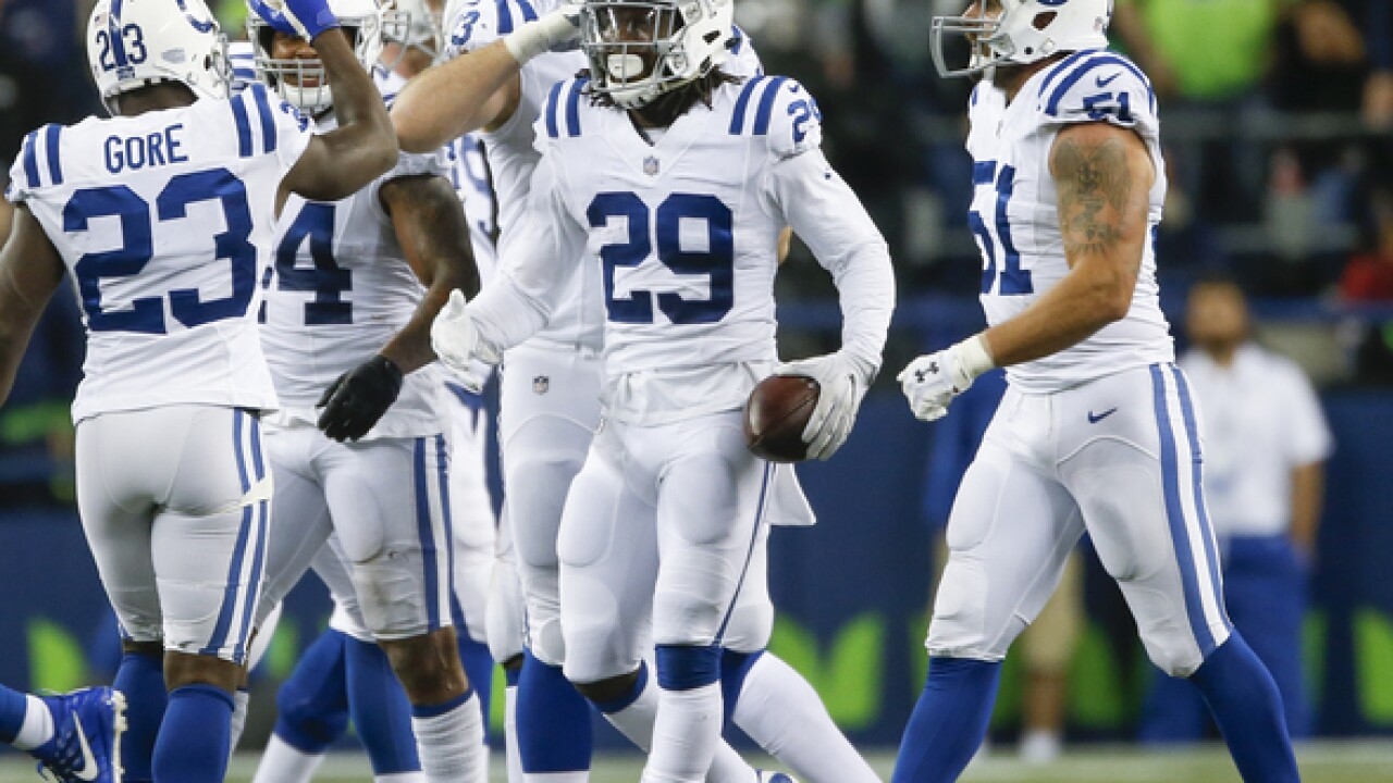 Colts' 11-game streak against Titans on line in prime time