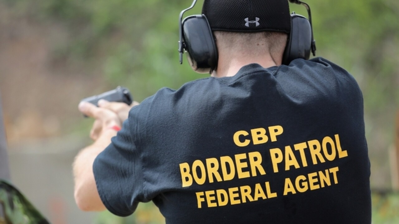 Border Patrol agent shot in southern Arizona