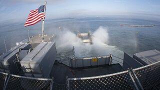 Photos: Over 4,500 Sailors deploy ahead of theholidays