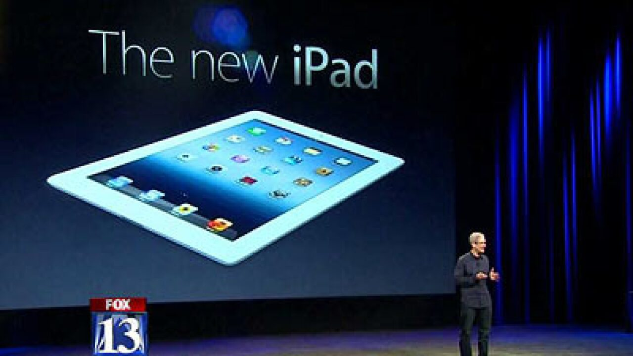 Apple unveils smaller iPad mini