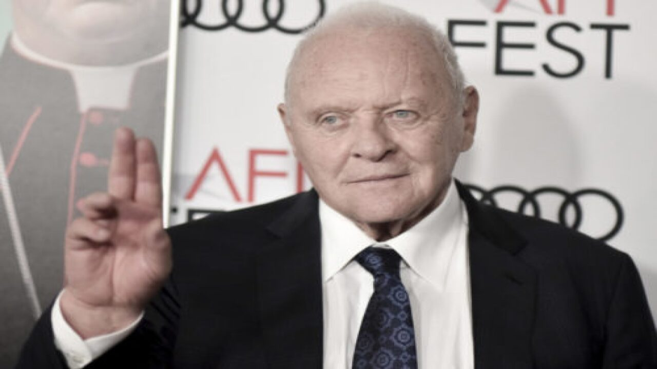 Anthony Hopkins Is Celebrating 45 Years Of Sobriety