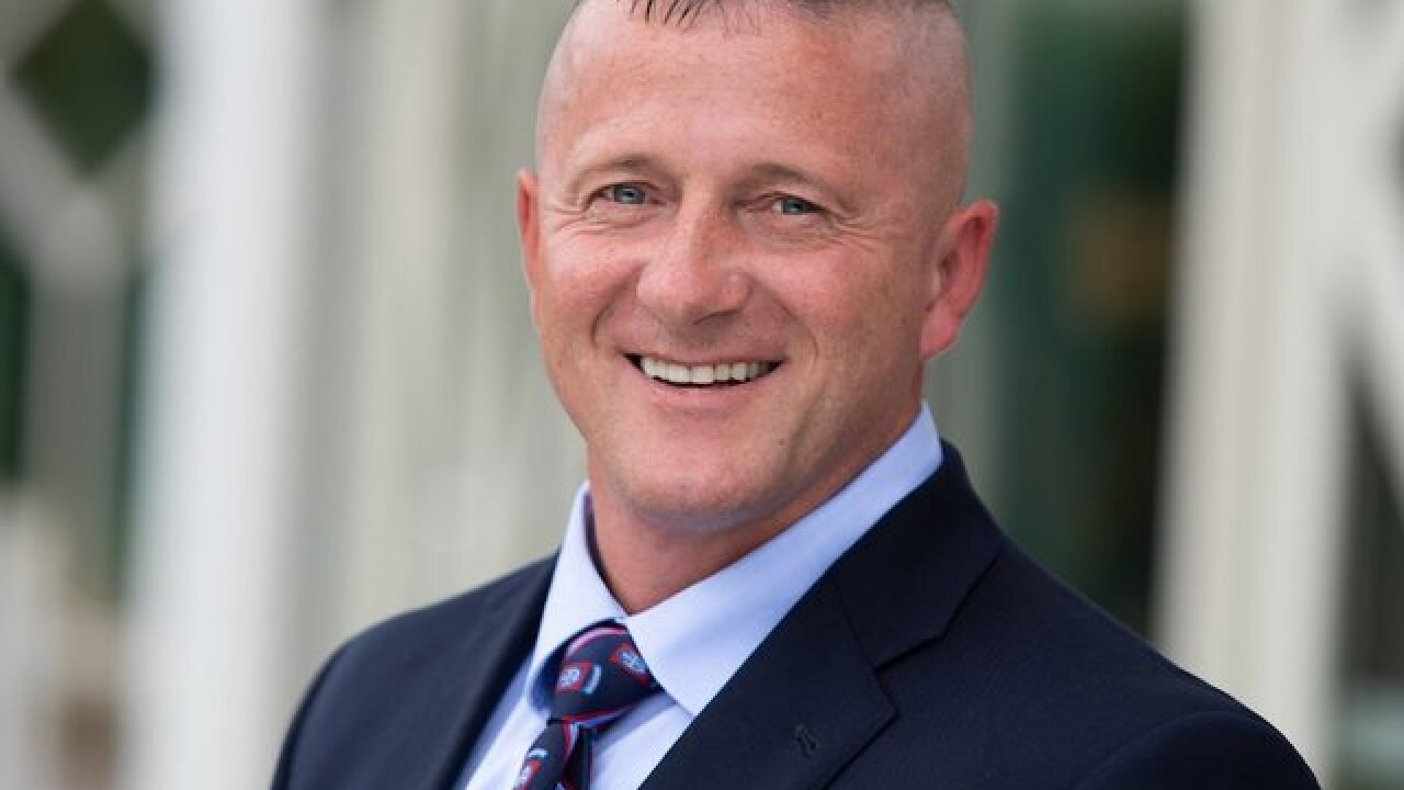 Richard Ojeda, Democrat who voted for Trump in 2016, launches presidential bid