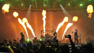 David Draiman, Dan Donegan, John Moyer, Mike Wengren