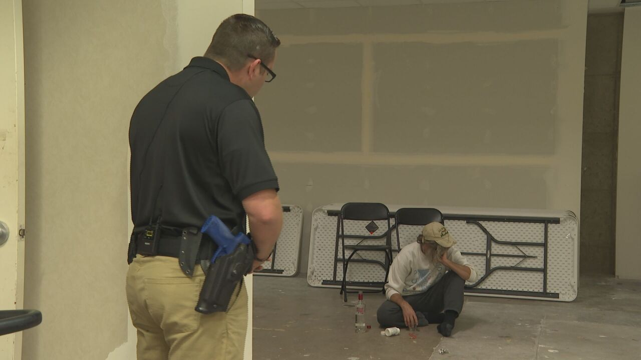 Law enforcement working to improve the response to mental health crisis calls