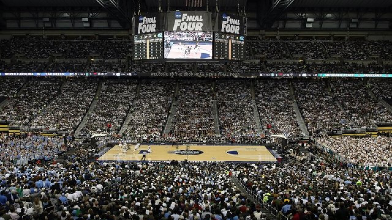 Detroit not chosen to host Final Four between 2023-2026
