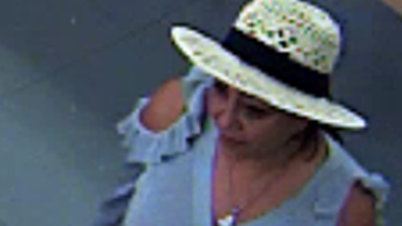Murray Police ask for help identifying woman in connection with fraud case