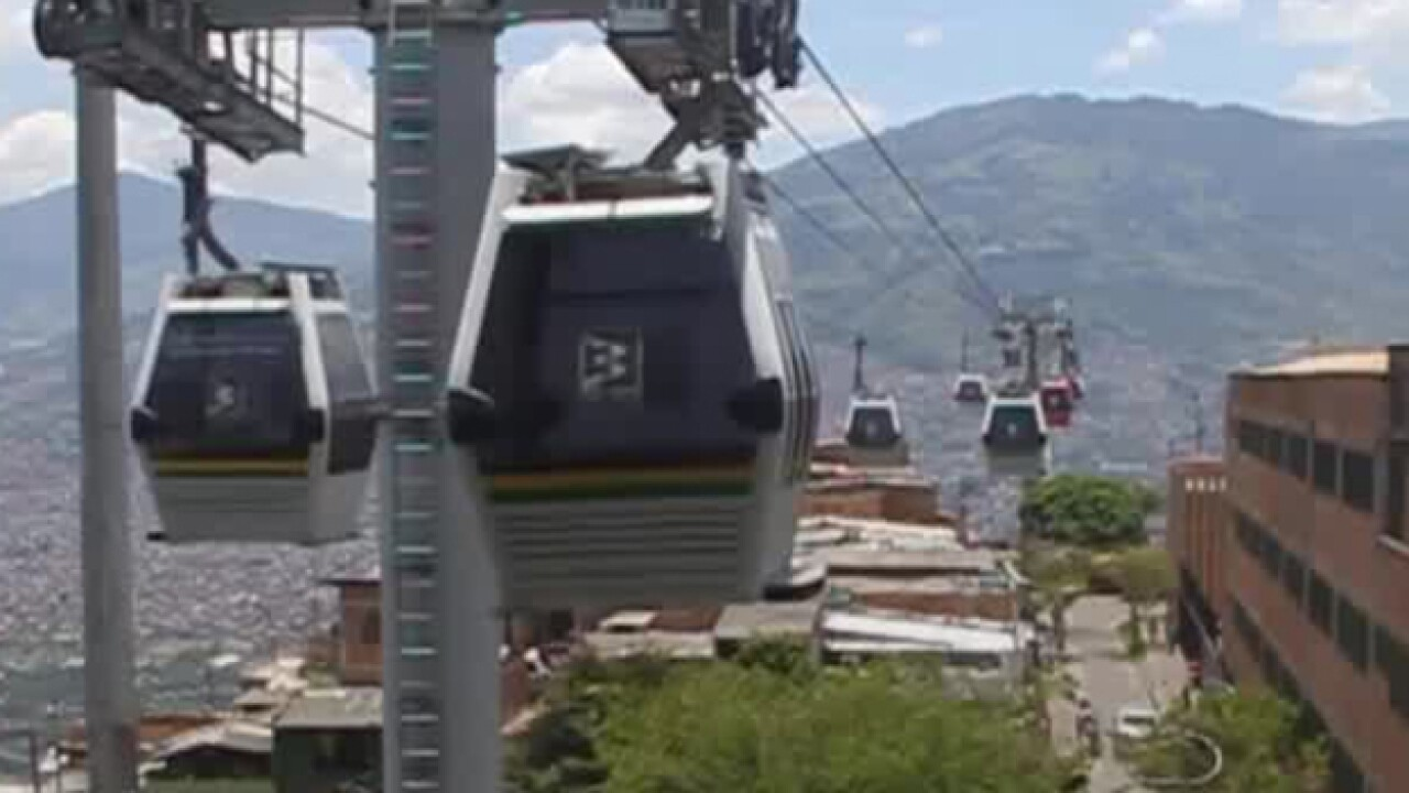 Should Nashville Consider Aerial Trams To Solve Transit Issues?