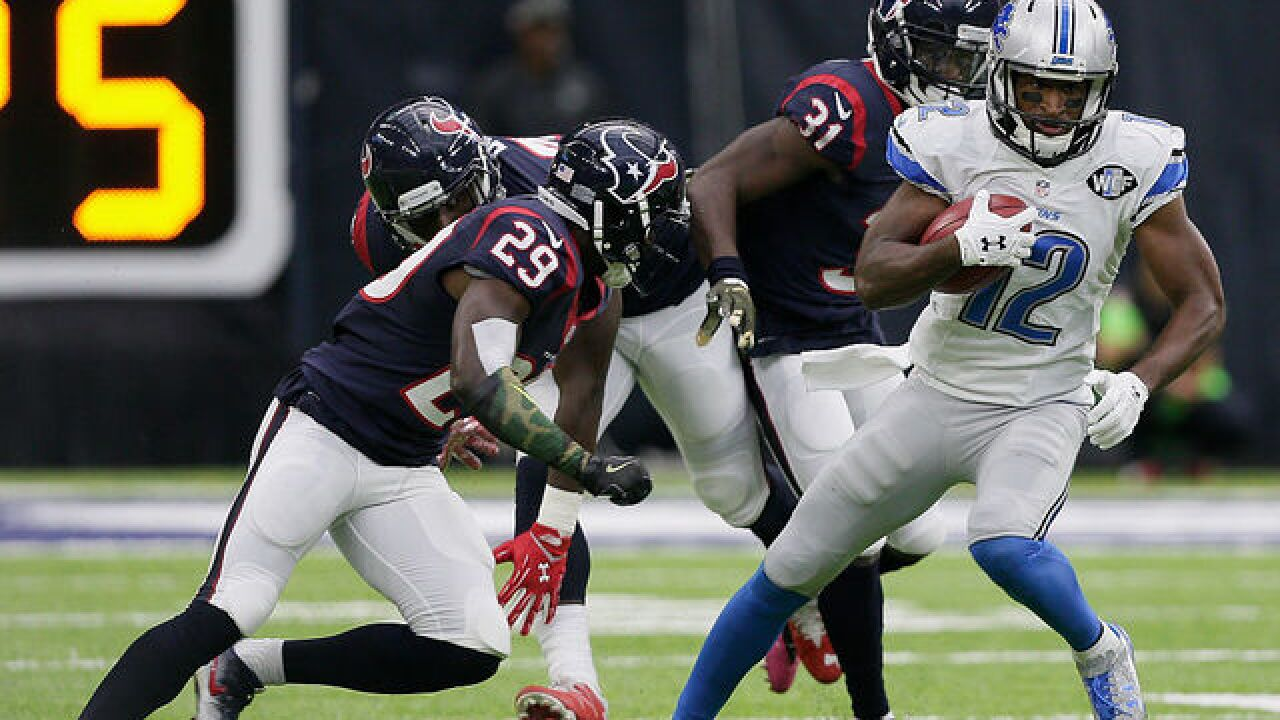 Detroit Lions fall to 4-4 with loss to Houston Texans