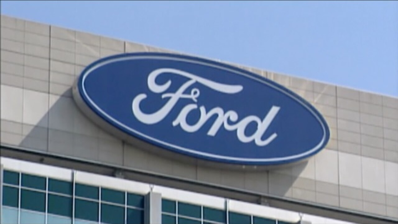 Ford vehicle theft on rise in Las Vegas