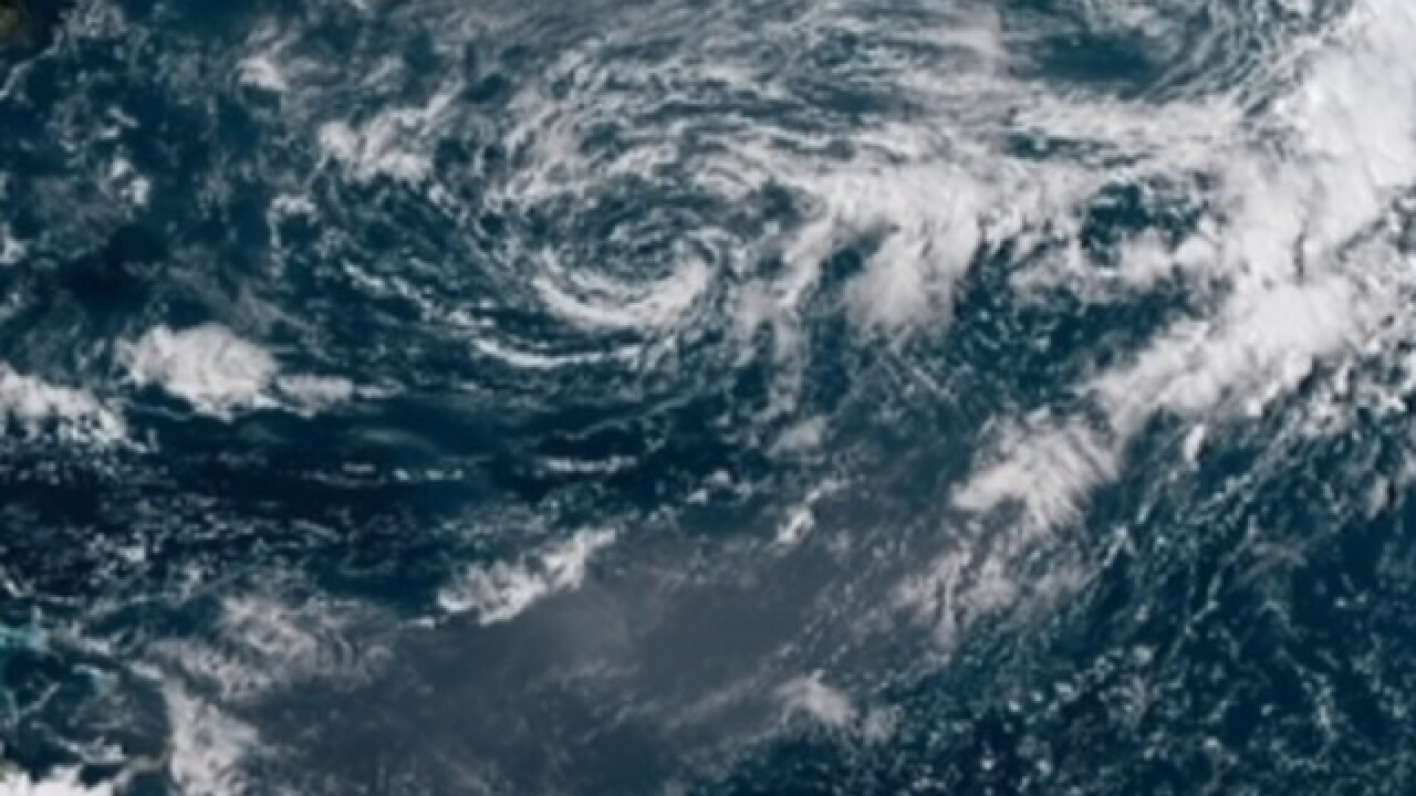 Could Florence redevelop and strike the US again?