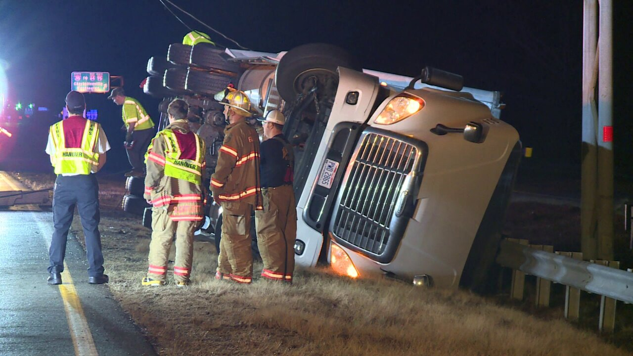 Driver charged in breakfast sausage truckcrash