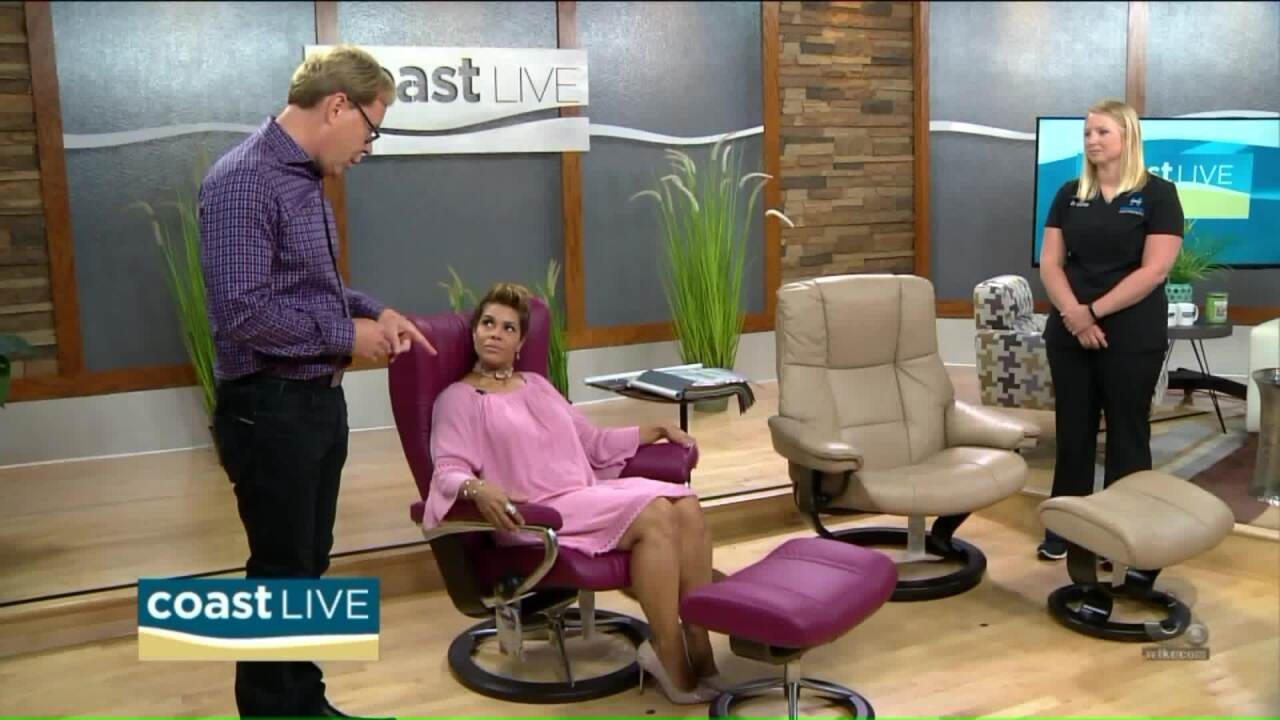 """What goes into and what we get out of """"Stressless"""" furniture on CoastLive"""