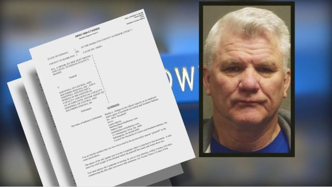 Five victims in Indiana file lawsuits against Goodwill, allege nonprofit failed to stop sex offender
