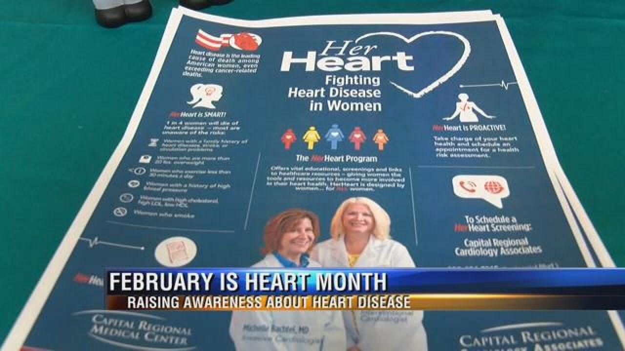 Ensuring HerHeart Health by Preventing Heart Disease