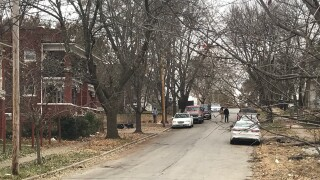 Police investigate overnight homicide at 10th & Chestnut
