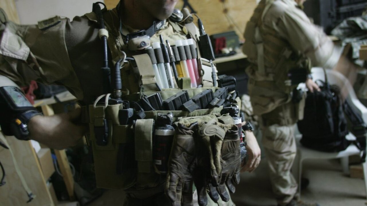 Top US Navy SEAL tells commander 'we have a problem' in a letter