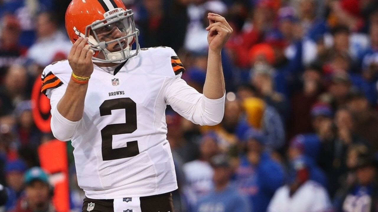 ad452acb5 The Hamilton Tiger-Cats of the Canadian Football League (CFL) have  announced the signing of former NFL first-round pick Johnny Manziel to a  two-year ...