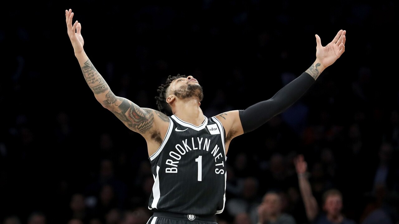 Temple, Dinwiddie lead Nets to easy win over Hawks