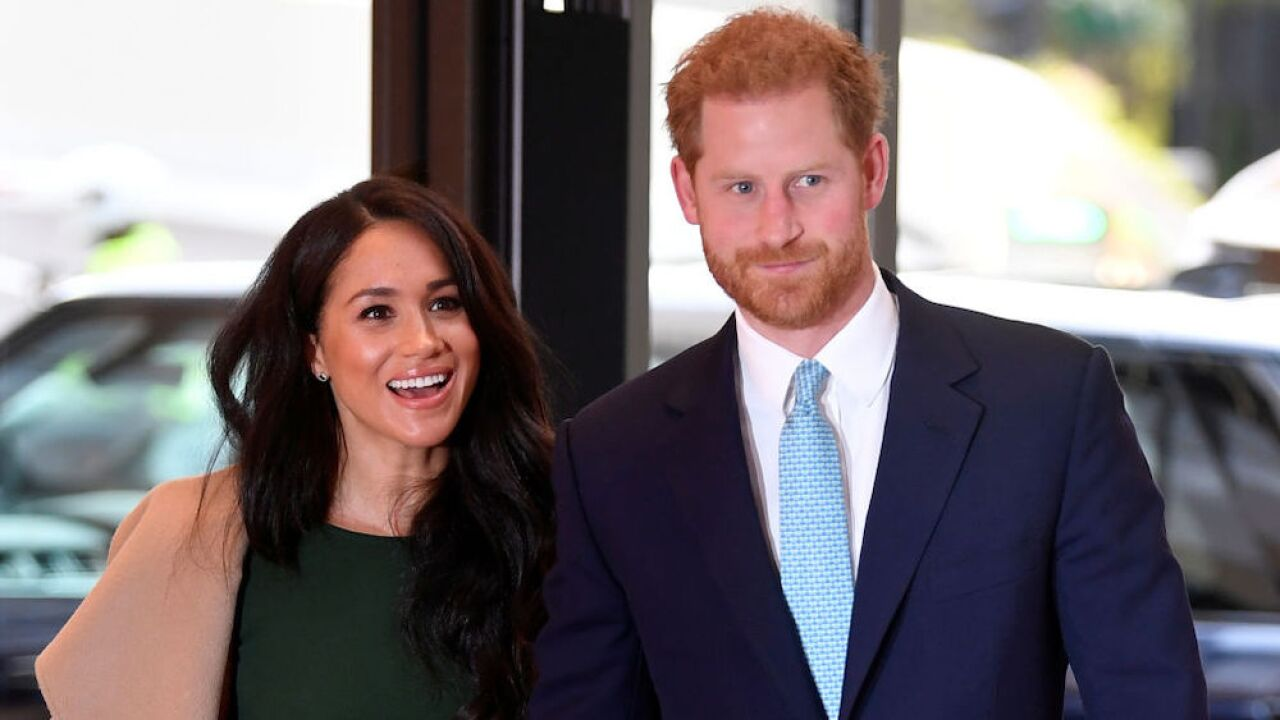 Harry and Meghan outline their new roles, confirm they won't use term 'royal' in some instances