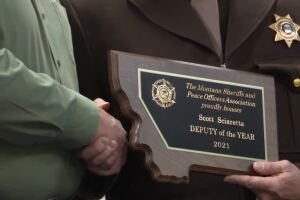 Lake County deputy picks up statewide honor