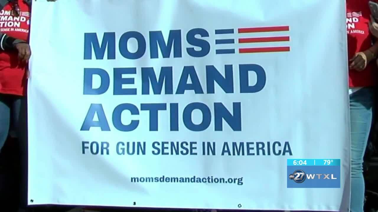 Moms Demand Action partners with local groups to decrease gun violence