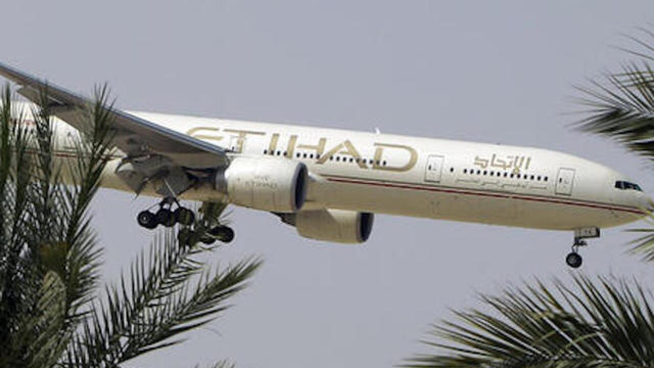 Abu Dhabi's Etihad: 32 injured by severe turbulence in Asia