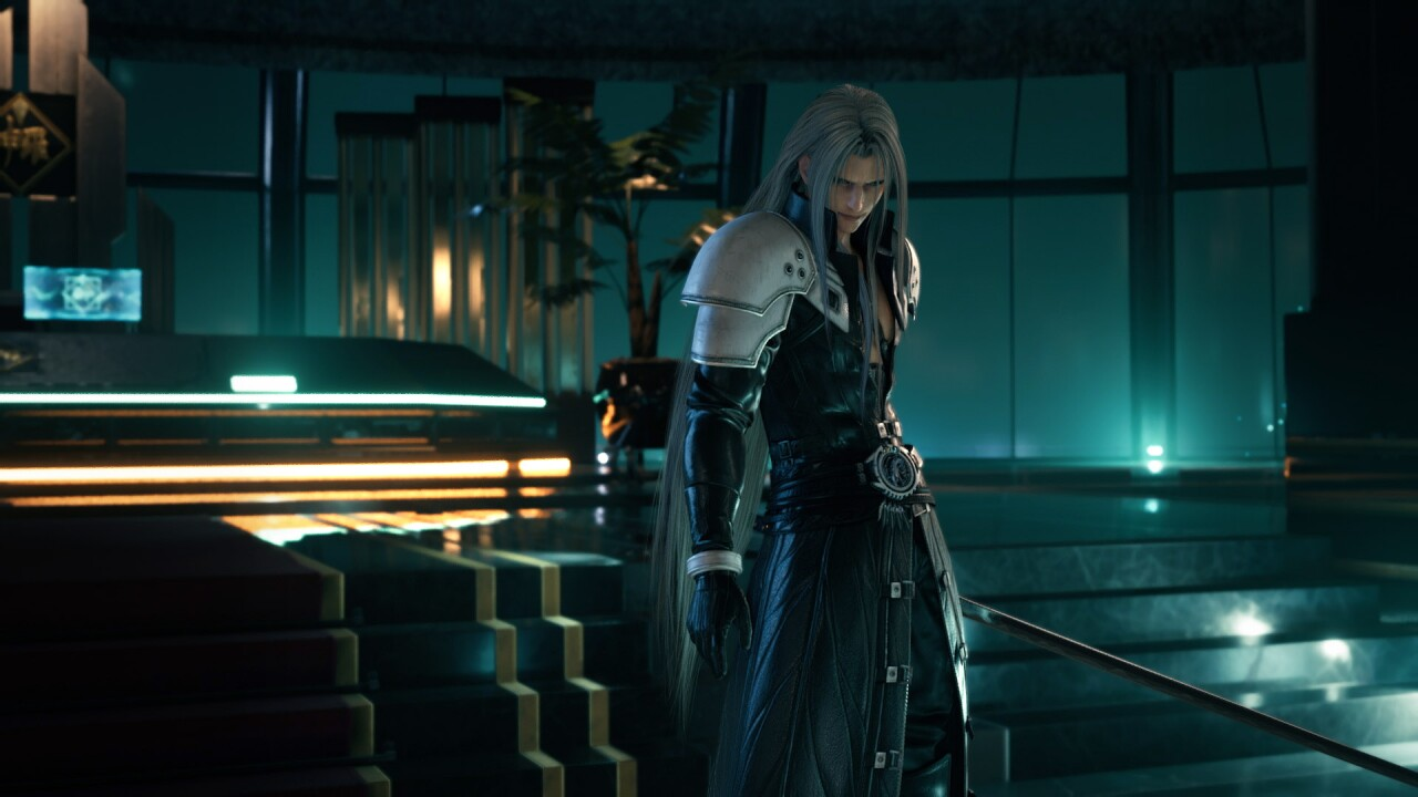 Final Fantasy VII Remake is finally here and it's something to behold