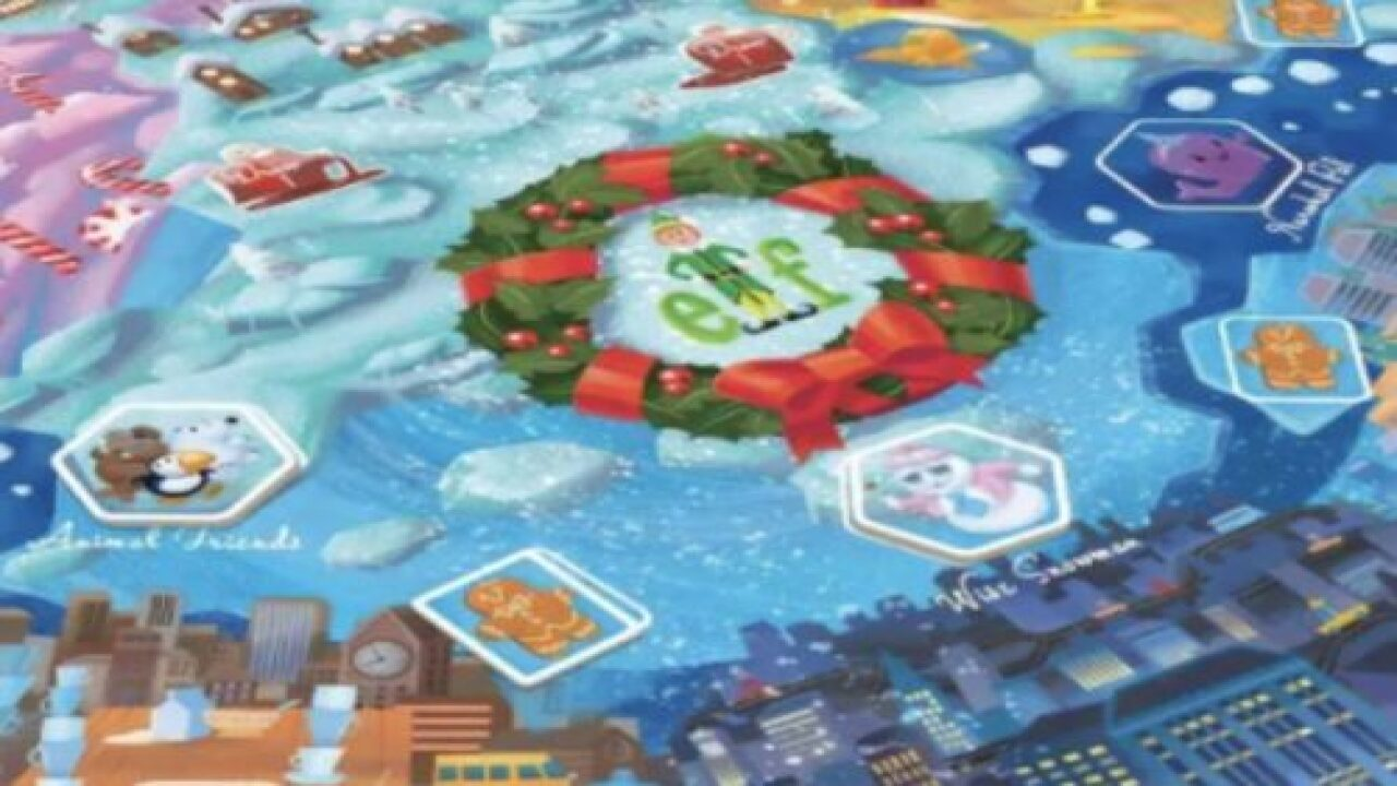 New 'Elf' Board Game Looks Like Fun For The Whole Family