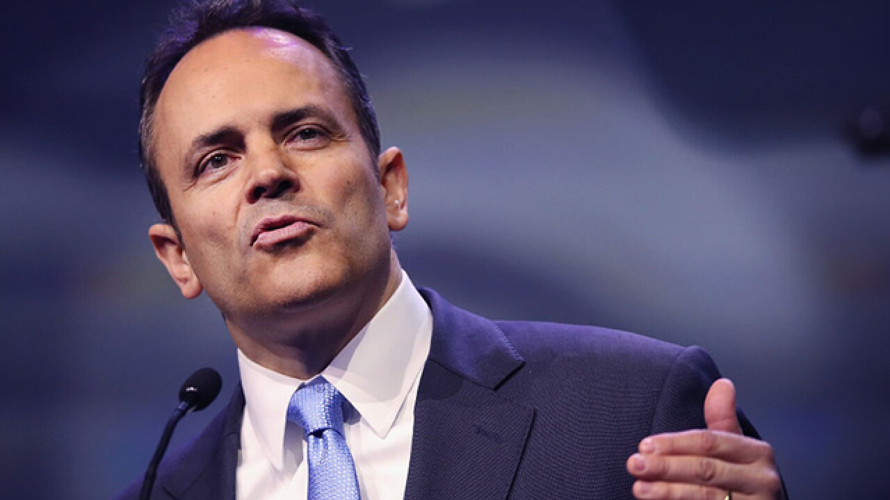 Kentucky governor downplays effect of EU tariffs on bourbon