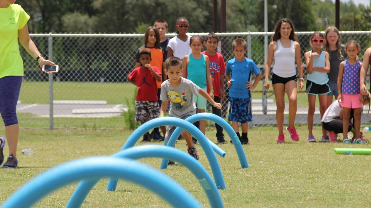 Pasco County Summer Camps