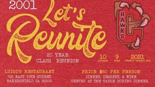 Centennial High School reunion