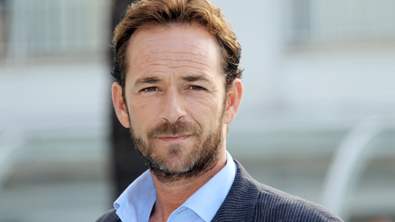 Luke Perry's daughter says he was buried in a mushroom suit