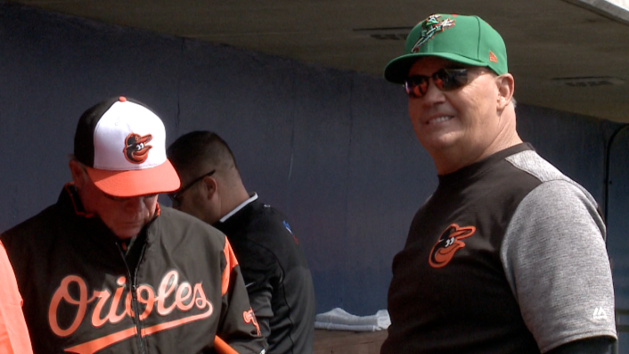 Triple-A Norfolk Tides to remain an Orioles affiliate through at least 2020 season