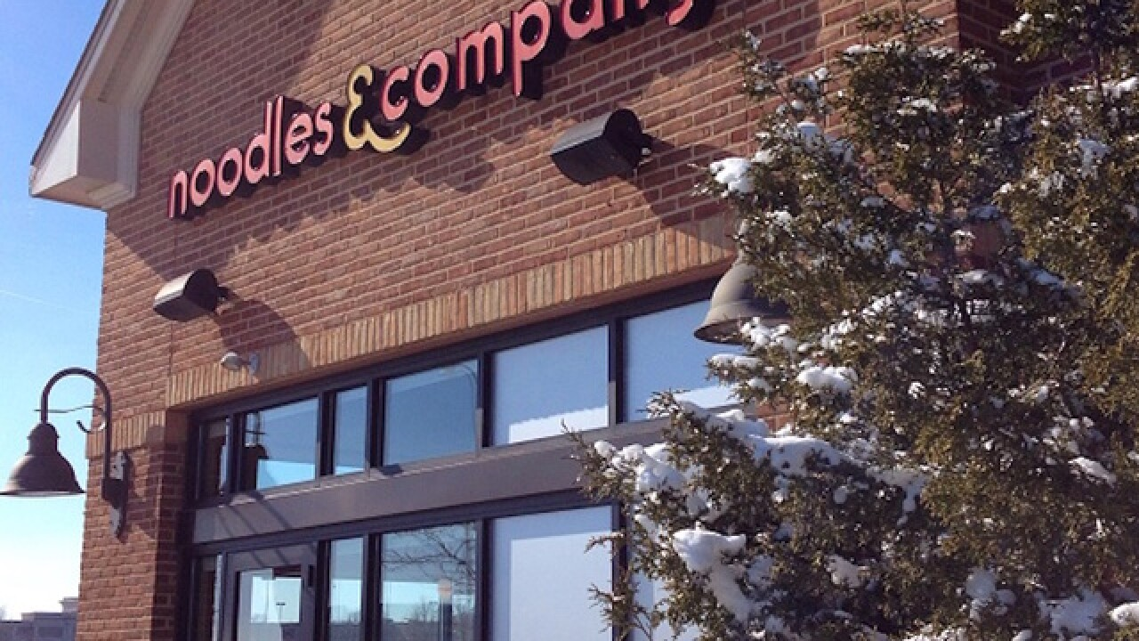 Noodles and Company closing 55 restaurants