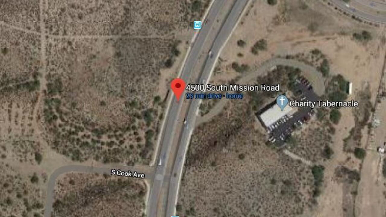 Tucson police say a 75-year-old passenger involved in an Oct. 1 wreck died Monday. Photo via Google Maps.