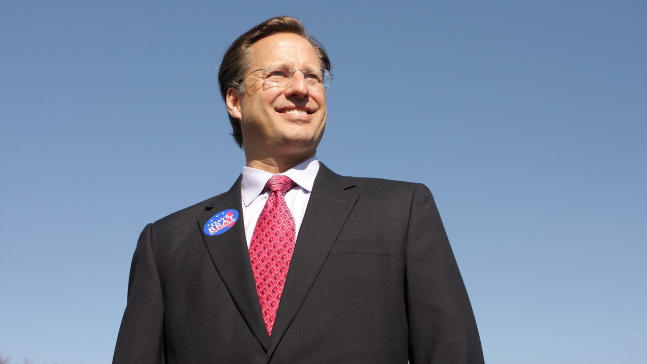 Dave Brat on Virginia loss: 'The voters have spoken'