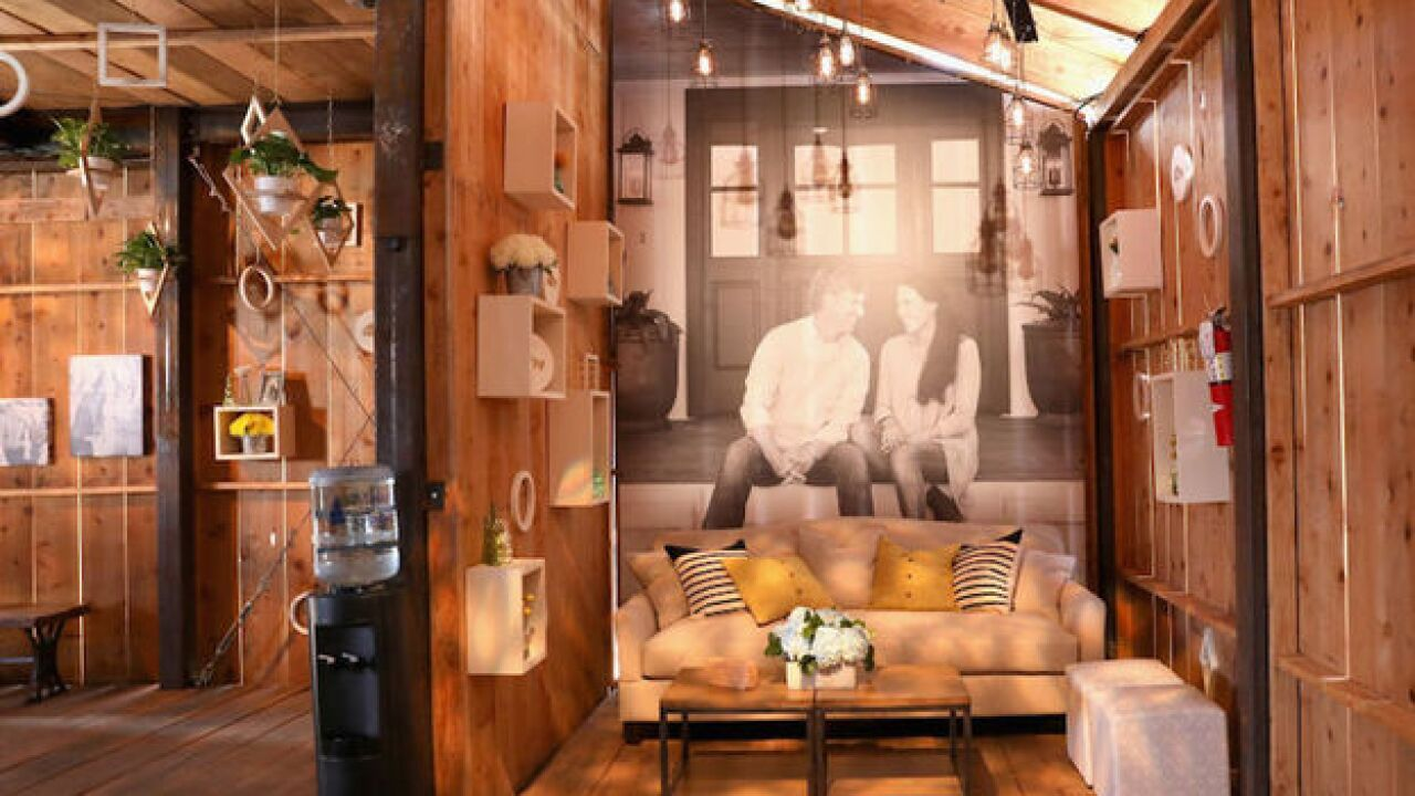 Target adds Chip and Joanna Gaines' products