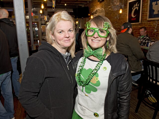 Celebrating St. Patrick's Day in Covington