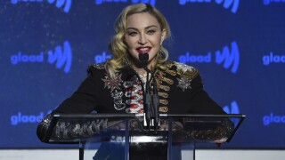 Madonna to write, direct biopic about her life