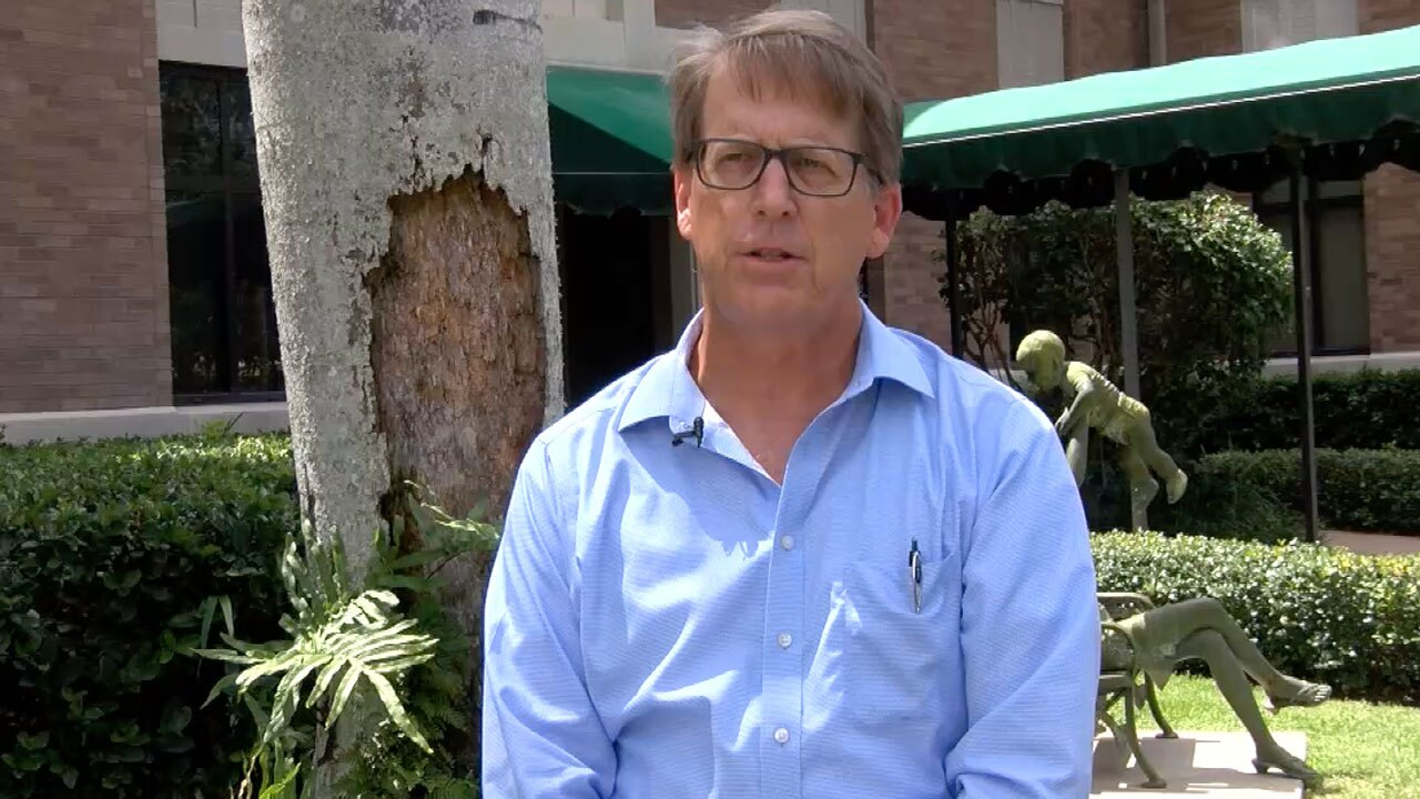 Paul Westcott, suports Indian River County becoming a 'Second Amendment sanctuary'
