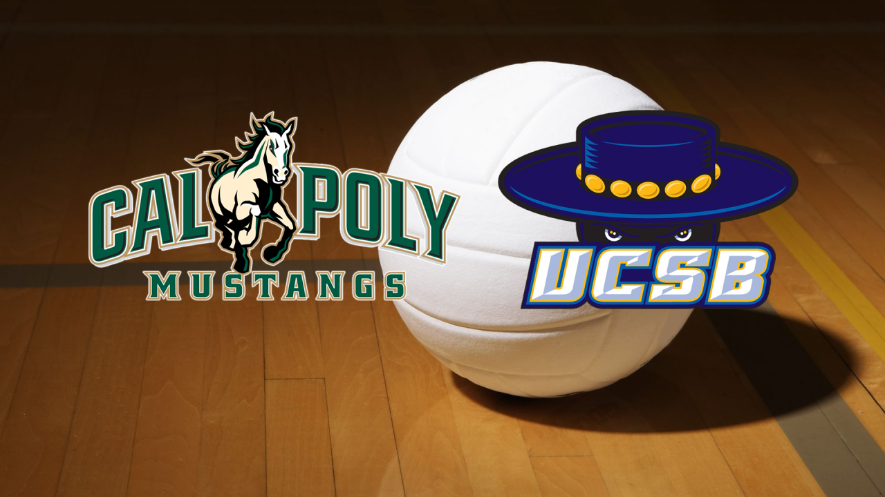 Cal Poly vs UCSB Volleyball.png