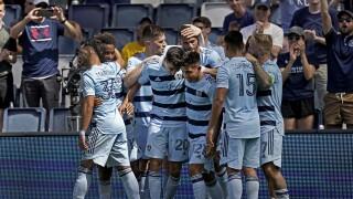 MLS Austin FC Sporting KC Soccer