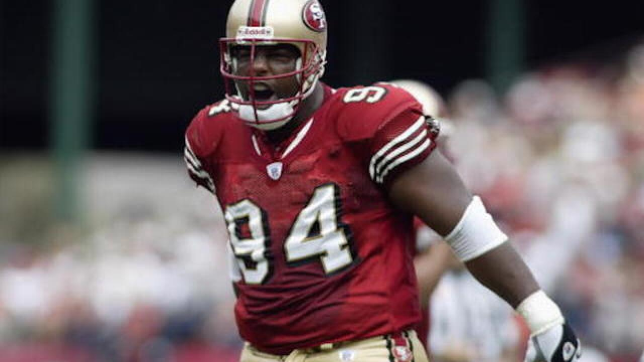 Dana Stubblefield, former NFL player, charged with rape of 'developmentally delayed' woman