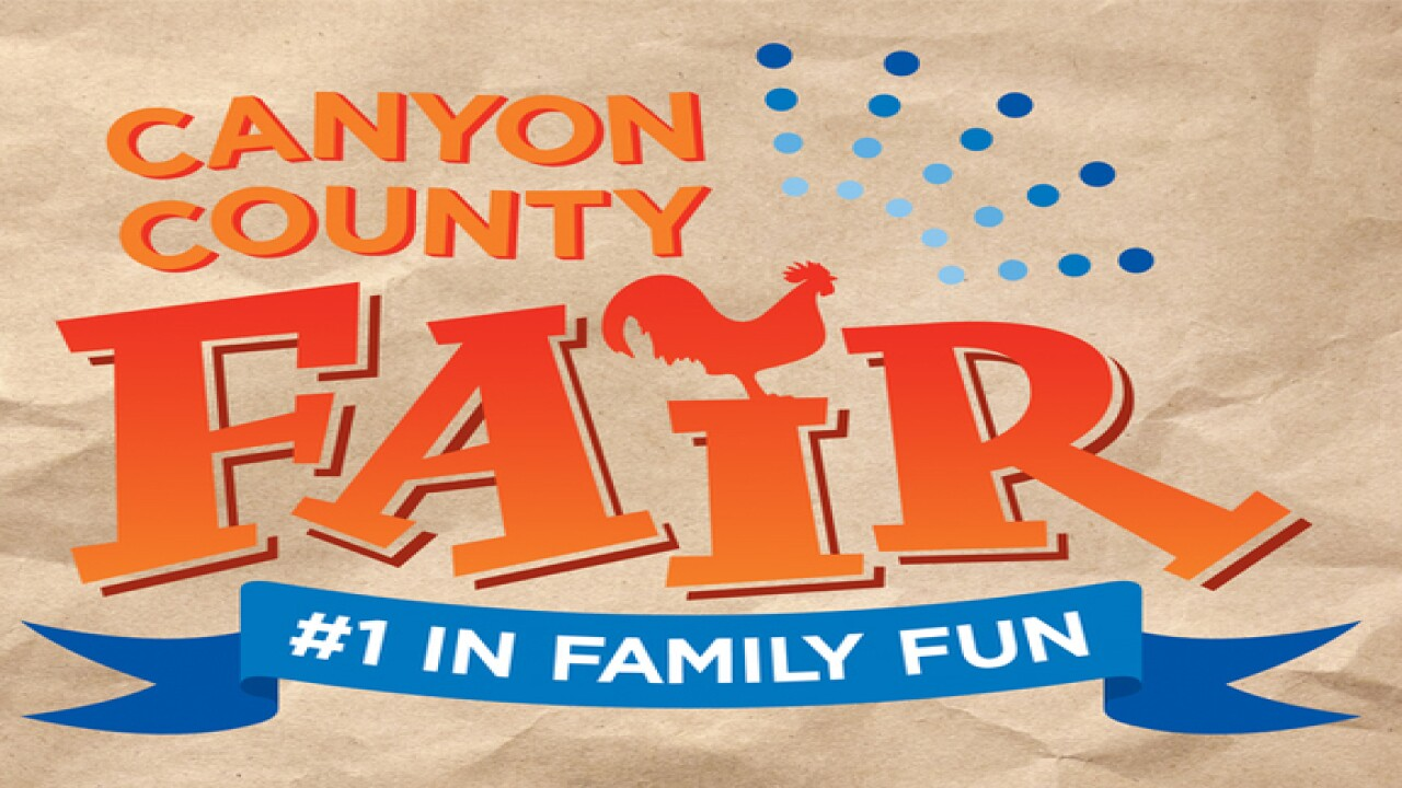 Win tickets to any concert at the Canyon County Fair